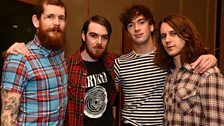 24 Apr 12 - Pulled Apart By Horses - 11