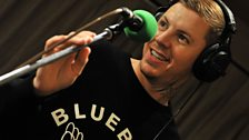 27 Sept 11 - Professor Green in the Live Lounge - 4