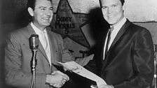 Glen Campbell and Faron Young