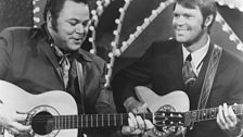 Glen Campbell and Roy Clark
