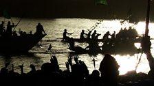 Evening regatta