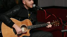 The Script in the Live Lounge - 7 May 09 - 2