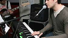 The Script in the Live Lounge - 7 May 09 - 5