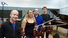 The Tippett String Quartet - 14 January
