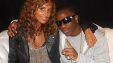 1Xtra Live Backstage with Max