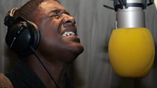 Labrinth in the Live Lounge - 30 Sept 2010 - 7