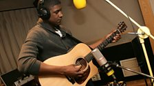 Labrinth in the Live Lounge - 30 Sept 2010 - 11