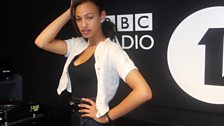 Max was joined by Britain's Next Top Model Evictee Kirsty