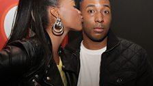 Shontelle surprises Vis with a kiss