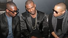 Tinie, Skepta and DJ Ironik the new JLS?!
