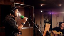 Jay Sean in the Live Lounge - 19 Oct 10 - 7