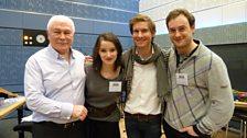 Anna Prohaska, Kristian Bezuidenhout, Jonathan Cohen - 15 January
