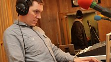 Magnetic Man in the 1Xtra Live Lounge - 2