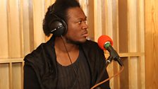 Magnetic Man in the 1Xtra Live Lounge - 3