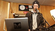 Magnetic Man in the 1Xtra Live Lounge - 5
