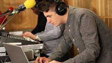 Magnetic Man in the 1Xtra Live Lounge - 6