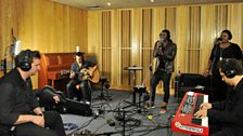 21 Sep 11 - Jason Derulo in the Live Lounge - 2