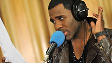 21 Sep 11 - Jason Derulo in the Live Lounge - 4