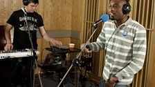 09 FEB 12 - Chiddy Bang in the 1Xtra Live Lounge - 6