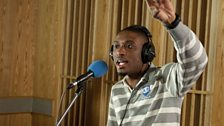 09 FEB 12 - Chiddy Bang in the 1Xtra Live Lounge - 8
