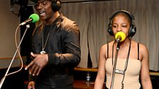 18 May: Skepta in the 1Xtra Live Lounge - 6