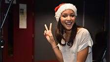 Arlissa in the Live Lounge for Trevor