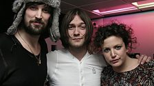 Kasabian, on Jan 14th