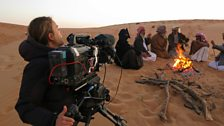 Embedding with the Bedouin