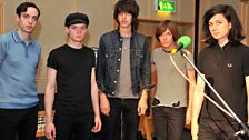 The Horrors in session - 11