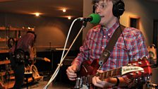 Death Cab for Cutie in session - 3