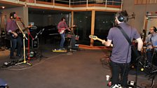 Death Cab for Cutie in session - 4