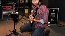 Death Cab for Cutie in session - 5