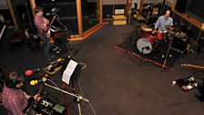 Death Cab for Cutie in session - 6