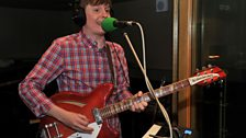 Death Cab for Cutie in session - 9