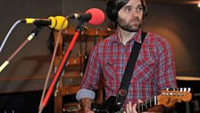 Death Cab for Cutie in session - 12