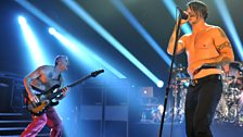 BBC Radio 1 presents Red Hot Chili Peppers - 6