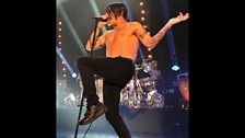 BBC Radio 1 presents Red Hot Chili Peppers - 9