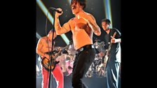 BBC Radio 1 presents Red Hot Chili Peppers - 12
