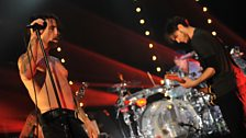 BBC Radio 1 presents Red Hot Chili Peppers - 15