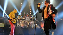 BBC Radio 1 presents Red Hot Chili Peppers - 23