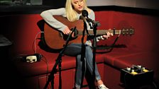 Laura Marling in the Live Lounge - 14 Sept 2011 - 2
