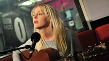 Laura Marling in the Live Lounge - 14 Sept 2011 - 3