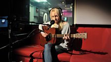 Laura Marling in the Live Lounge - 14 Sept 2011 - 4
