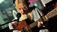 Laura Marling in the Live Lounge - 14 Sept 2011 - 5