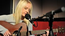 Laura Marling in the Live Lounge - 14 Sept 2011 - 6