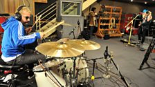 The Ting Tings in session - 2