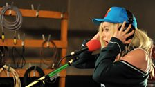 The Ting Tings in session - 3