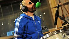 The Ting Tings in session - 4