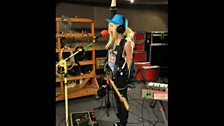 The Ting Tings in session - 9