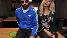 The Ting Tings in session - 10
